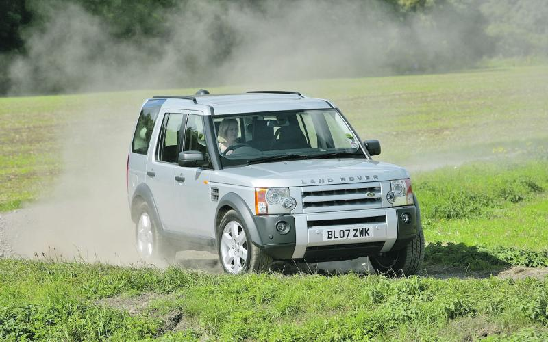 Discovery 3: Worth the Risk? :: The Landy :: The UK's Only